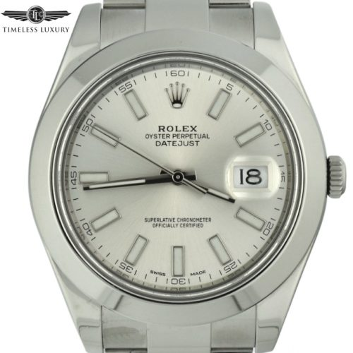 Men's rolex datejust II 116300