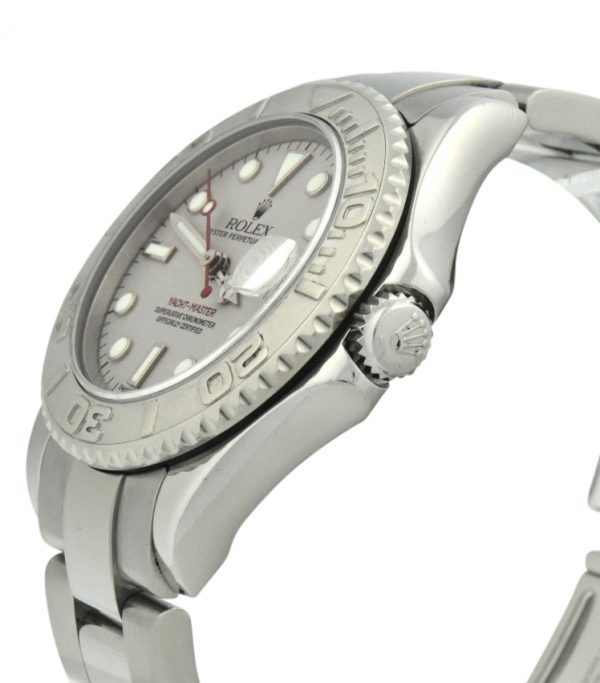 2002 Rolex yachtmaster 168622