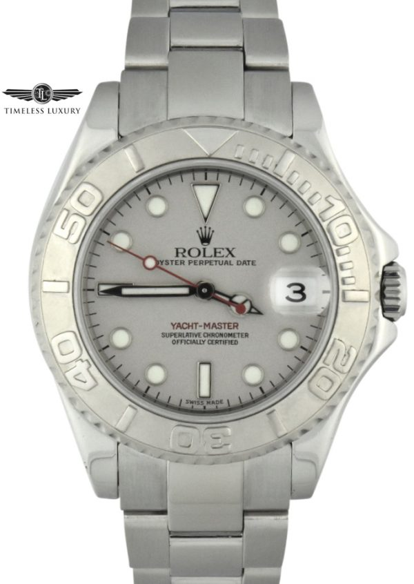 Rolex Yacht-master midsize 168622 35mm