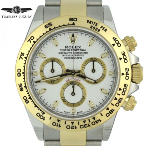 Rolex Daytona 116503 Steel & Gold For sale