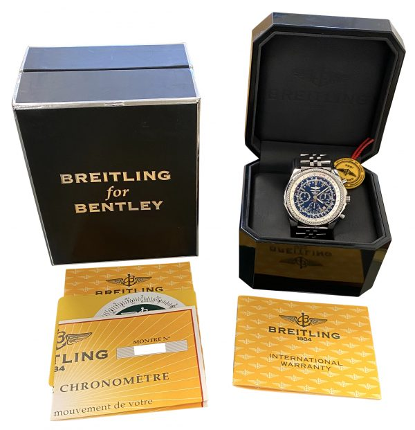 Men's Breitling Bentley Special Edition A25362 for sale