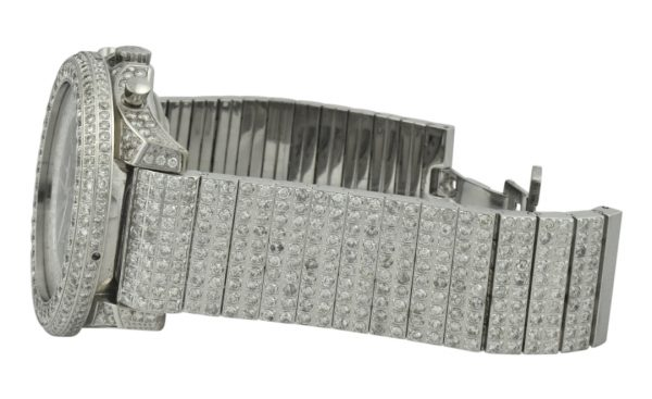Custom Breitling Diamond Band