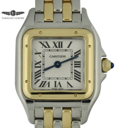 Ladies Cartier Panthere W2PN0006