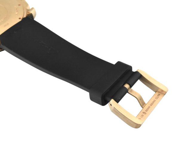 Cartier calibre rubber strap