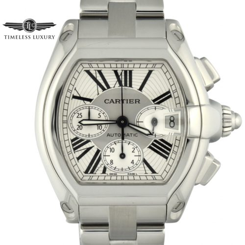Cartier Roadster XL Chronograph for sale