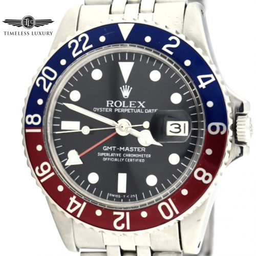 1966 Rolex GMT-Master 1675 for sale
