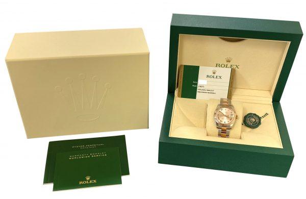 Ladies Rolex Datejust 31mm 178271 for sale