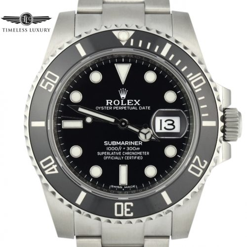 2020 Rolex Submariner 116610LN for sale