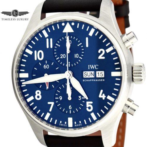 IWC Pilot Chronograph Le Petit Prince IW377714 FOR SALE