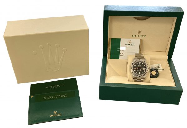 Men's Rolex Explorer II 42mm 216570 For sale
