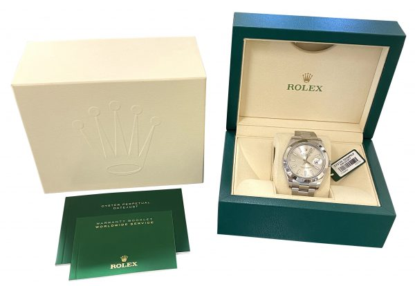 2016 Rolex Datejust II 41mm 116300 for sale