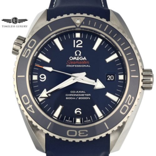 OMEGA Seamaster Planet Ocean 600m Titanium For sale