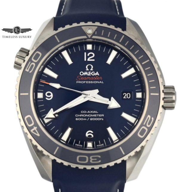 OMEGA Seamaster Planet Ocean 600m Titanium For sale