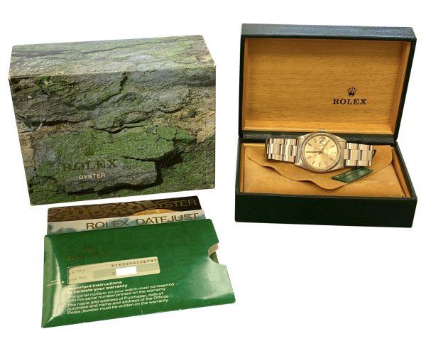 IMG 0756 600x487 - Rolex Datejust 36mm