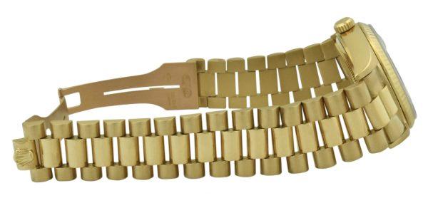 rolex president 18038 gold band