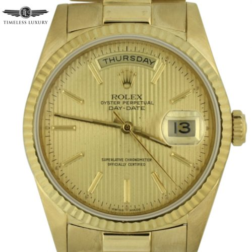 1995 Rolex Day-Date President 18238 for sale