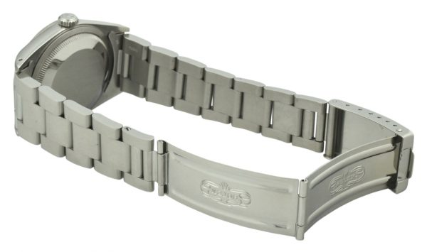 rolex datejust 16220 oyster clasp