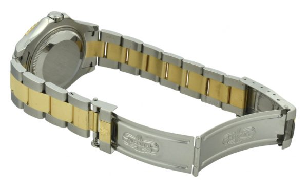 Rolex yachtmaster 35mm clasp