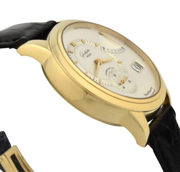 Glashutte PanoReserve 18k gold 65-01-01-01-04