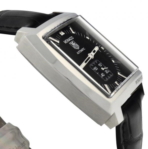 TAG Heuer Monaco WW2110 Black Dial for sale
