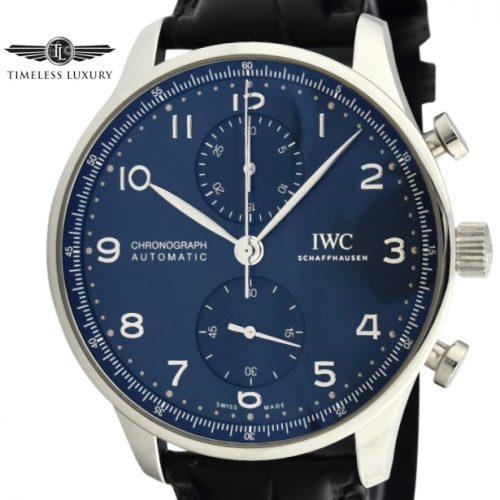 IWC Portuguese Chronograph IW3716