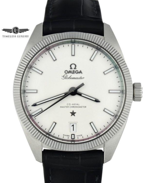 OMEGA Constellation Globemaster silver 130.33.39.21.02.001