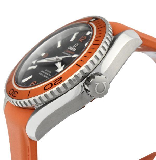 Omega seamaster planet ocean orange bezel 232.32.46.21.01.001