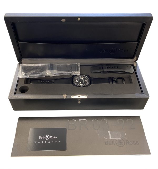 Bell & Ross Aviation Carbon BR01-92 FOR SALE