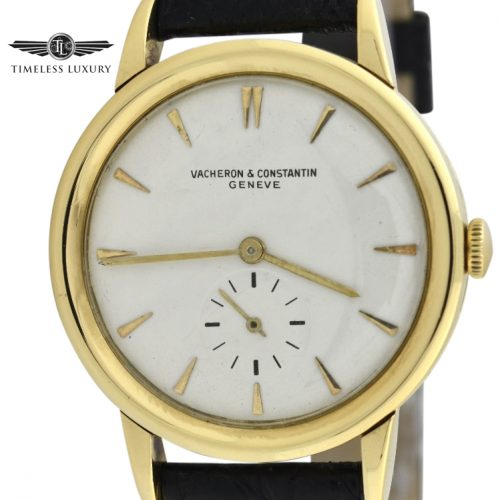 Vacheron Constantin 4715 gold watch