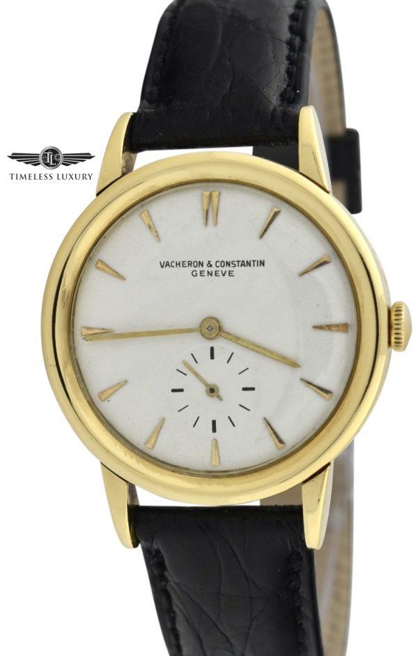 Vacheron Constantin 4715 gold watch