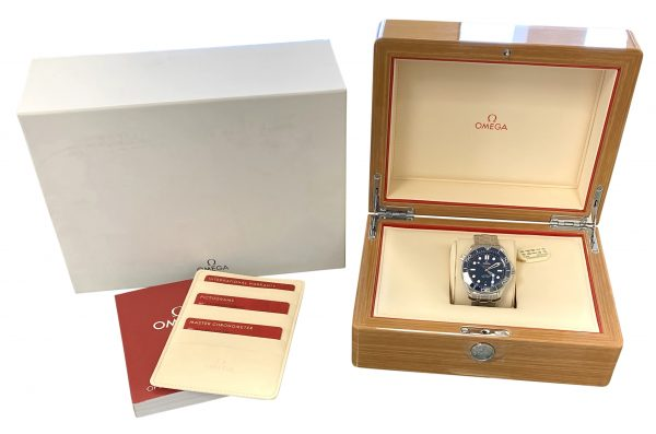 NEW OMEGA Seamaster 210.30.42.20.03.001 FOR SALE