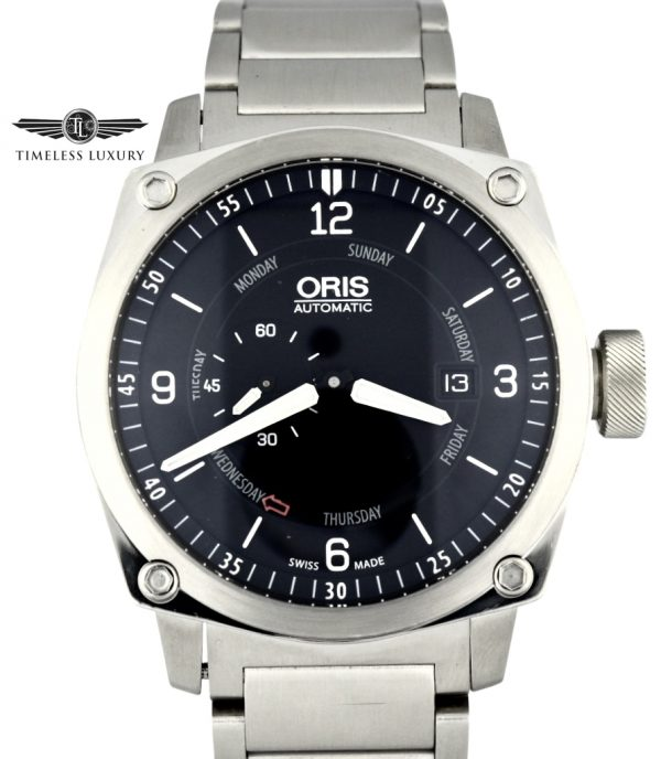ORIS BC4 Small Second Pointer Day 7617