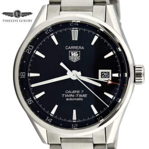 TAG Heuer Carrera Twin Time WAR2010