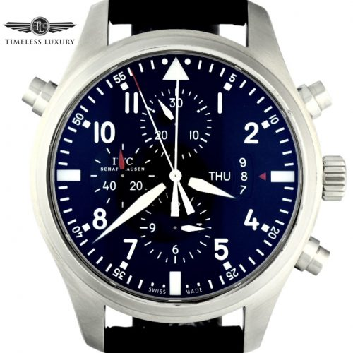 IWC Pilot Double Chronograph IW3778
