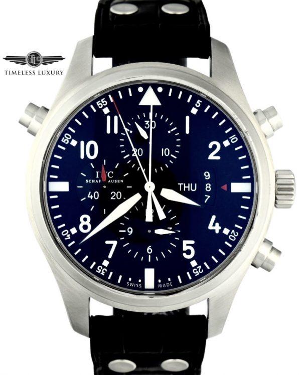IWC Pilot Double Chronograph IW3778