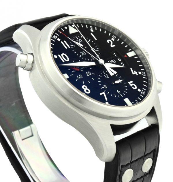 IWC Pilot Double Chronograph 3778