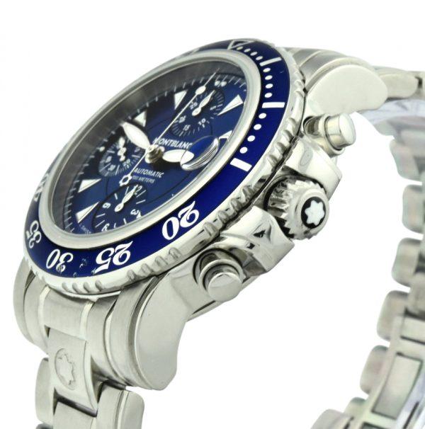 Montblanc Sport M29300 Blues dial
