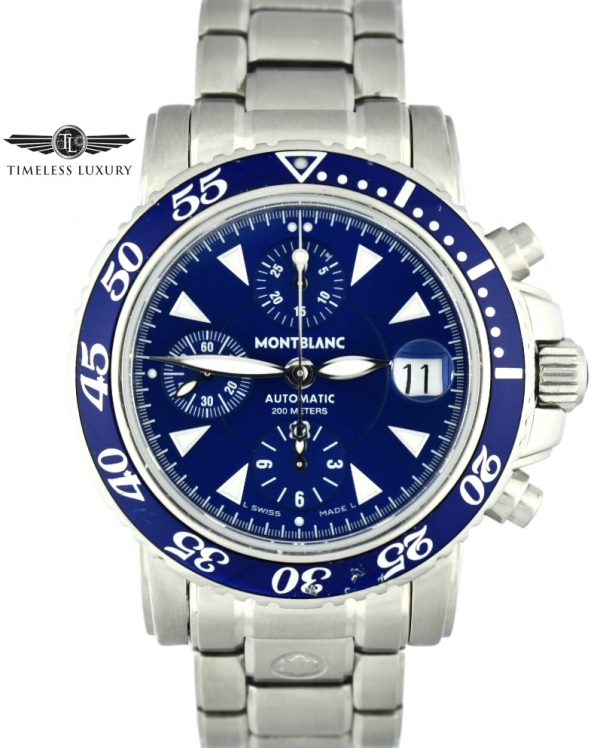 Montblanc Sport Chronograph m29300