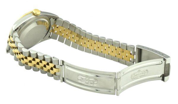 Rolex Datejust 16233 shantung dial