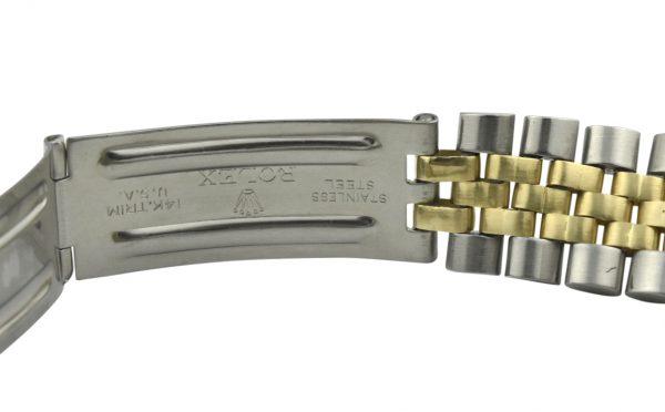 Rolex 5501 clasp