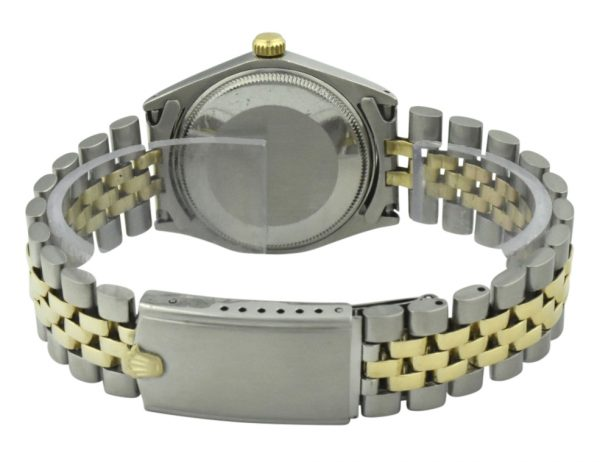 Rolex air-king two tone band