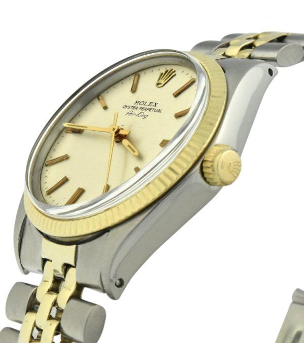 Rolex air-king 5501