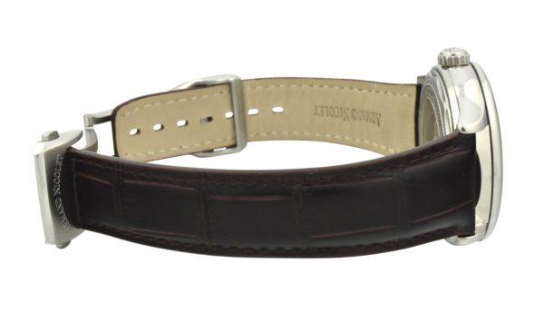 Armond Nicolet M02 silver dial