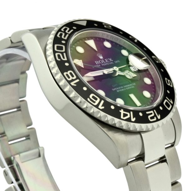 2008 Rolex GMT-Master II 116710 For sale
