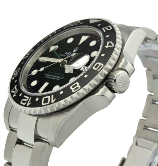 Men's Rolex GMT-Master II 116710LN