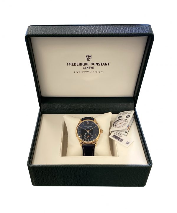 Men's Freederique Constant Horological Smartwatch FC-285N5B4 FOR SALE