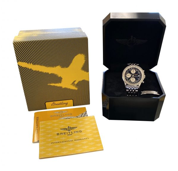 Breitling Old Navitimer II A13322 For sale