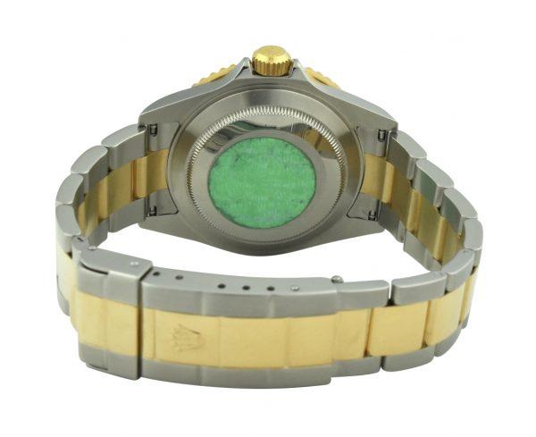 2006 Rolex Submariner 16613 blue dial