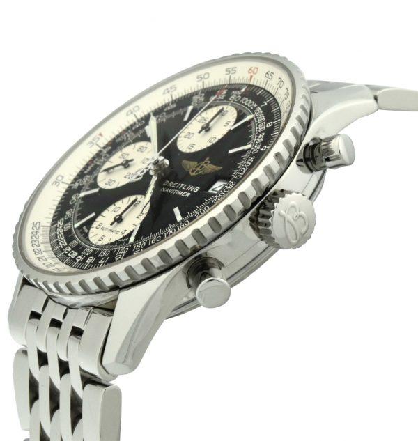 Breitling navitimer A13322 black dial