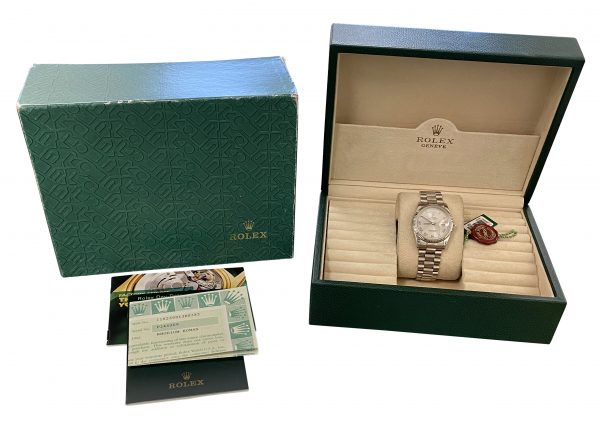 2000 Rolex Day-Date President White Gold 118239 for sale